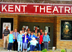 Senior neighbors take a trip to the Kent