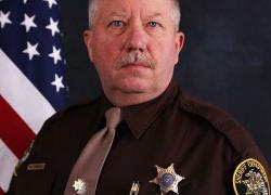 Deputy pulls driver from burning car