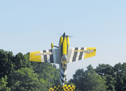 Wolverine Skyhawks dazzle crowd