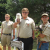 Scout project helps Bellowood dog rescue