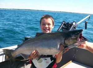 Brandon Sawade, age 11