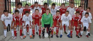 The Red Hawks Varsity Soccer team finished the season with a record of 13-6.