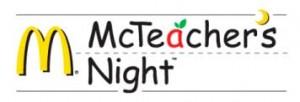 CTA-McTeachersNight