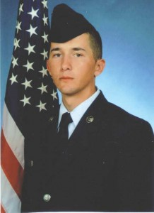 Senior Airman Shane Cole