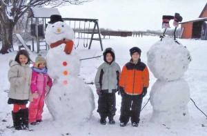 N-Snowmen