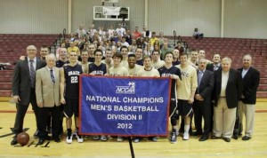 Grace Tigers, coached by Cedar Springs residents Gary Bailey and Dan George, are  national champions again.