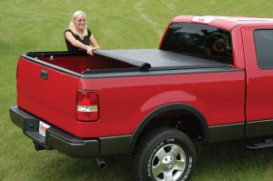 Looking for ways to save money at the pump? A truck bed cover can reduce drag and cut fuel consumption.