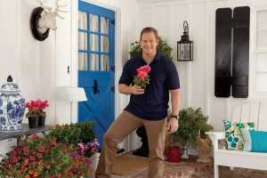 Jason Cameron, licensed contractor and TV host, says that color plays an important role in boosting your home's curb appeal.