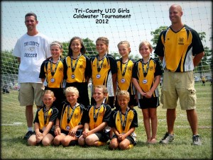 SoccerTriCountyU10girls