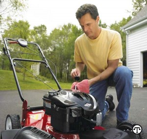 Giving your lawn mower a tune-up is a lot easier and more important than many people realize.Giving your lawn mower a tune-up is a lot easier and more important than many people realize.