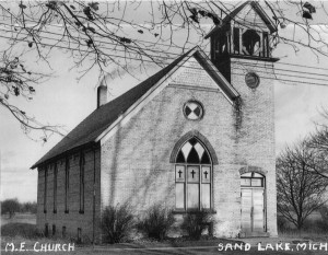 Sand Lake United Methodist Church