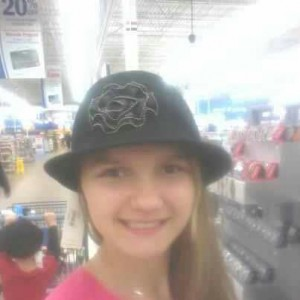 Alyssa Bergman has been missing since shortly after 2 p.m. Monday.