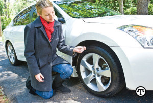 Tire pressure plays a critical role in the overall performance of tires. Air pressure should be checked when the tires are cool—not hot from driving.