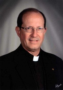 Bishop-elect David John Walkowiak