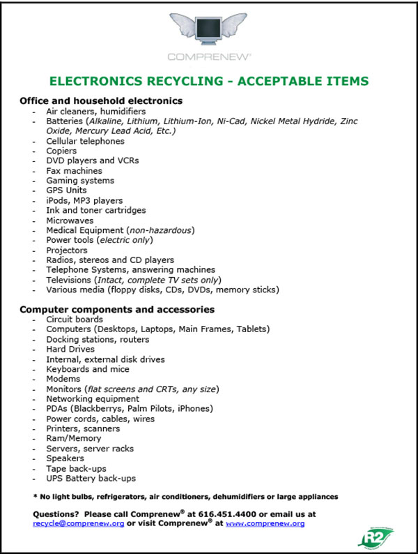 CSPS-Spring-Cleaning-Comprenew-Items