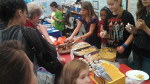 4th grade world tour of food