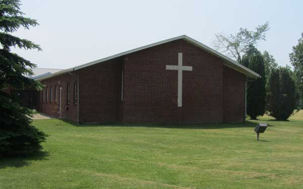 The former Pioneer Christian Church on 17 Mile will now become a Catholic Church. Pioneer Christian Reformed plans to build.
