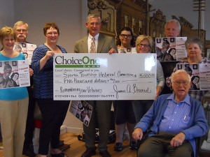 BUS-Choice-One-donation-Sparta-Township