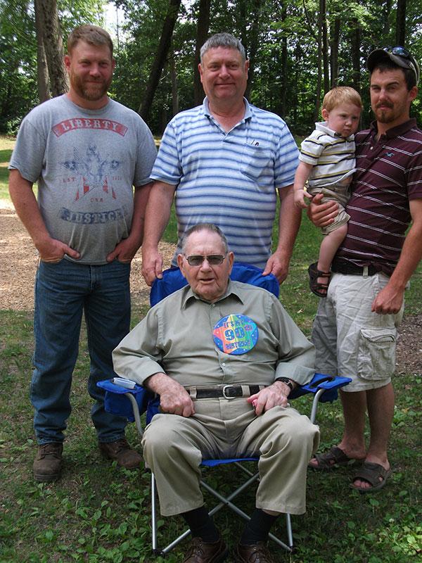 C-Five-generations