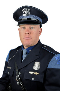 Michigan State Trooper Paul Butterfield II