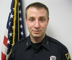 Officer Chris Richardson