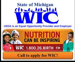 The Kent County Health Department said WIC is still operating.