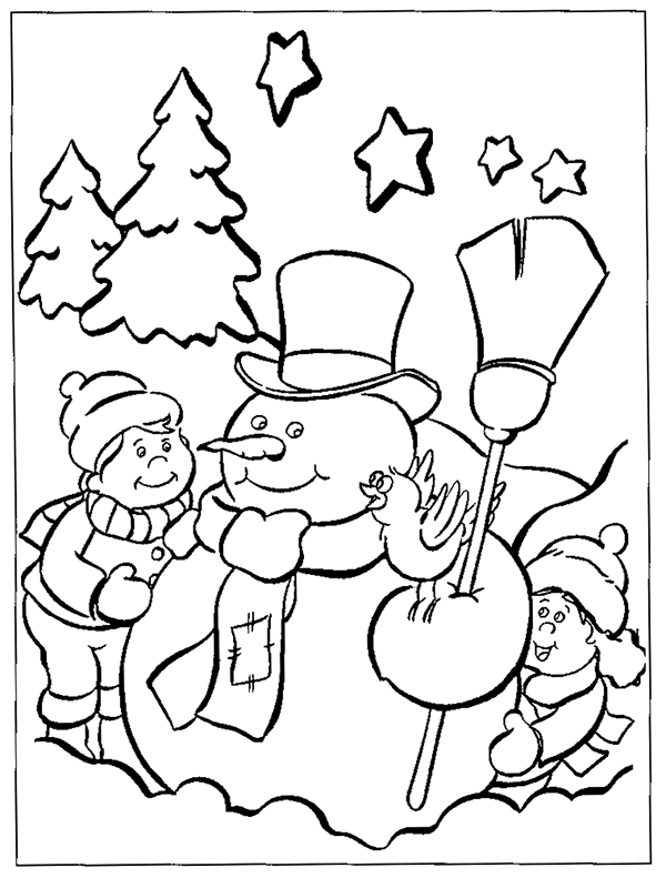 Christmas Coloring Contest | Cedar Springs Post Newspaper