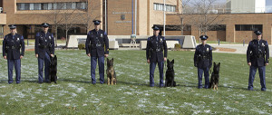 Replacement Canine School Graduates