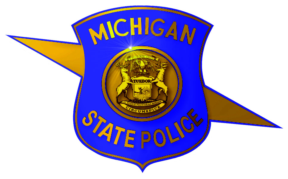 N msp logo for Bureau of motor vehicles michigan road license branch indianapolis in