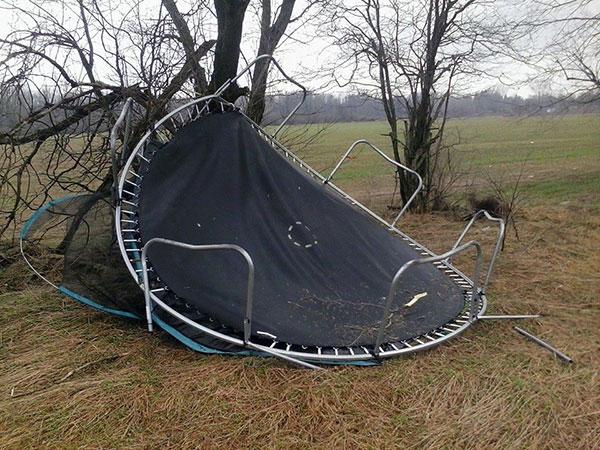 trampoline image. Black Bedroom Furniture Sets. Home Design Ideas