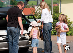 As you head out on your next summer journey, take five and check your tires.