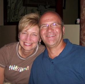 Pastor Kurt Hoffman and his wife Brenda. Photo from Trinity Evangelical Free Church website.