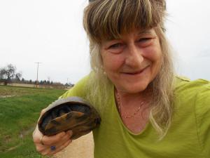 turtle-selfie