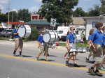 Sparta-band-drums