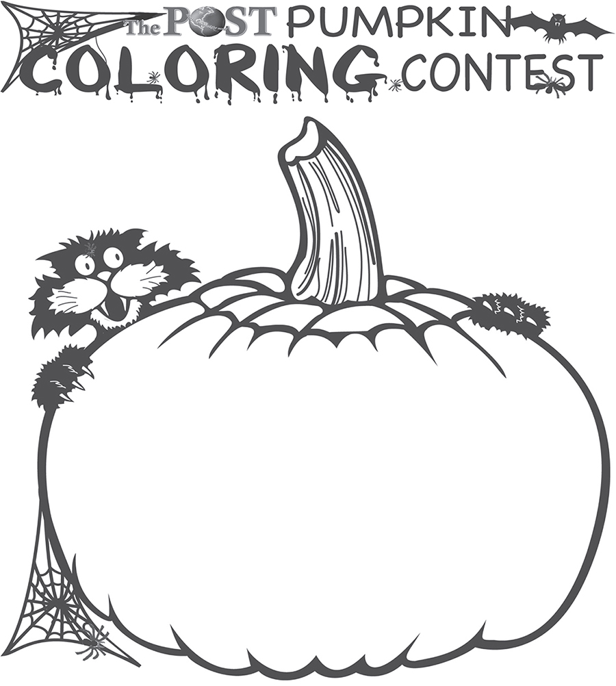 Halloween-ColoringContest