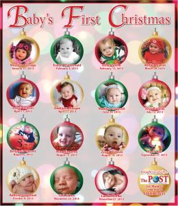 Babys1stXMAS-2013