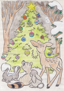 Winning entry: Jessa Riley P. (Patin), 9 ½ yrs., Sand Lake