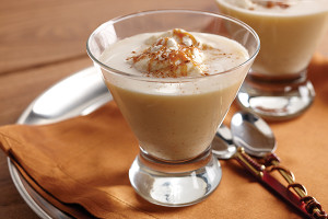 Caramel Apple Pie Eggnog