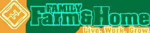 Family Farm and Home logo