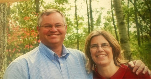 Pastor Rick and his wife Deb