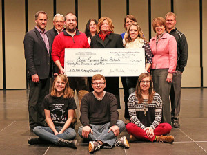 BUS-Auditorium-donation-Check