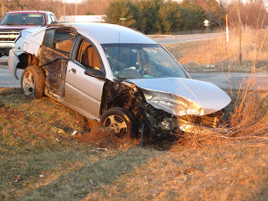 Sara Butler was the driver of this Saturn Ion.