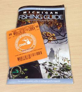 Time for a new fishing license cedar springs post newspaper for Senior citizen fishing license