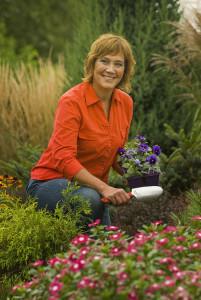 Gardening expert Melinda Myers