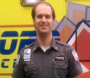 Kevin Nawrot, a paramedic/FTO with Rockford Ambulance, was named the 2015 Michigan EMS Practitioner of the Year.