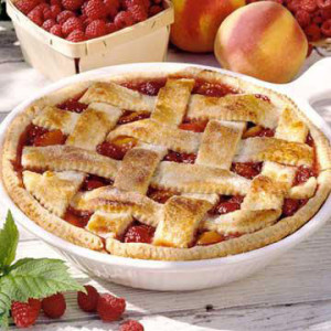 BLOOM-Raspberries-recipe-Peach-of-a-raspberry-cobbler