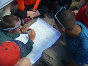 Programs offered by Michigan state parks, such as a hands-on camping and backpacking class, allow participants to learn about the outdoors, practice using maps and work together
