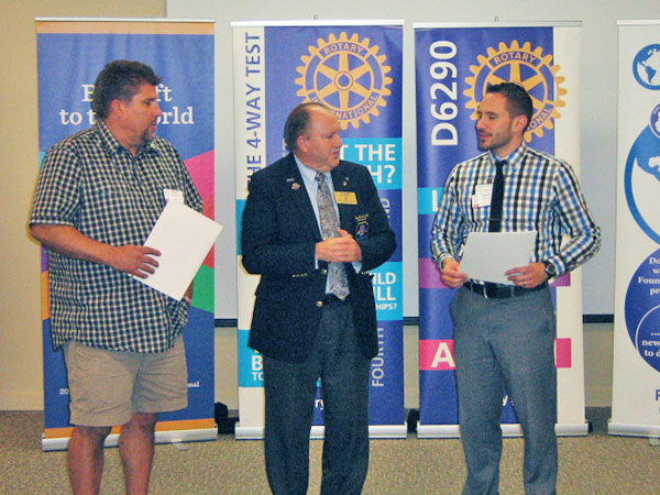 rotary club essay contest winners The success of the comprehensive essay contest relies they may be chosen by the teacher and rotary club the essay winners for each quarter will be.