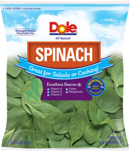 N-Spinach-recall