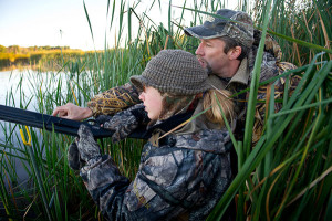 Bring a young hunter to one of Michigan's seven managed waterfowl hunt areas in October and November for a memorable hunting experience.